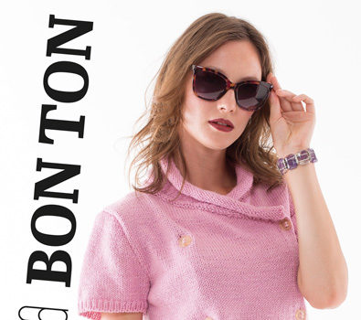 Modello Rosa bon ton